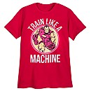 Iron Man ''Train Like a Machine'' T-Shirt for Men