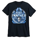 Black Panther ''Warrior Prince'' T-Shirt for Adults