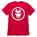 Iron Man T-Shirt for Adults