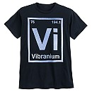 Captain America ''Vibranium'' Tee for Men