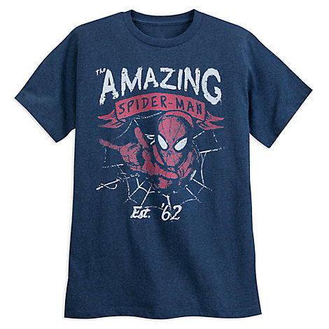 db8f57cd04b The Amazing Spider-Man T-Shirt for Men | Tees & Tops | Marvel Shop