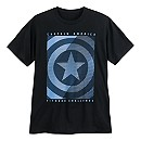 Captain America Fitness Challenge T-Shirt for Men