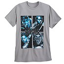 Black Panther Cast T-Shirt for Men
