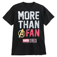 Marvel Studios 10th Anniversary T-Shirt for Adults