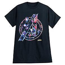 a5a272ad Avengers Icon T-Shirt for Adults - Marvel's Avengers: Infinity War