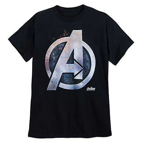 Avengers Icon T-Shirt for Adults - Marvel's Avengers: Infinity War