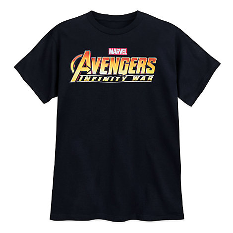 Marvel's Avengers: Infinity War Logo T-Shirt for Adults