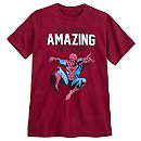 Spider-Man ''Amazing Dad'' T-Shirt for Adults
