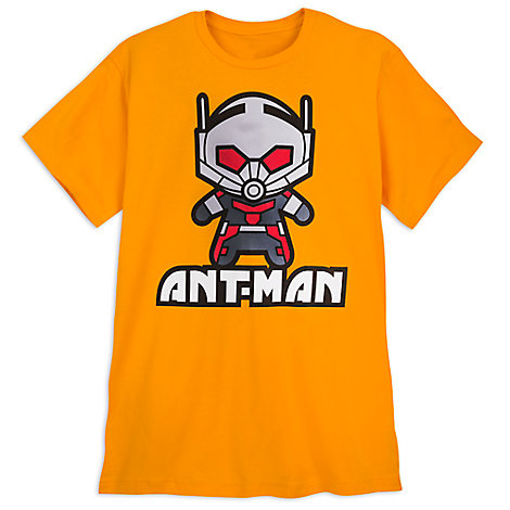 Ant-Man Kawaii Art T-Shirt for Men