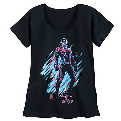 Ant-Man T-Shirt for Women - Ant-Man and The Wasp