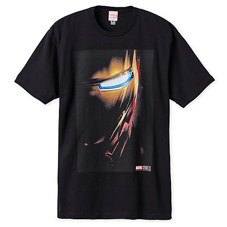 Iron Man T-Shirt for Adults - Marvel Studios: The First Ten Years