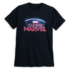 Captain Marvel T-Shirt for Men