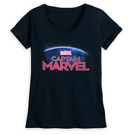 Captain Marvel T-Shirt for Women