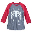 Spider-Man Gamerverse Raglan Shirt for Adults