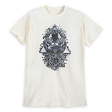 94080fb3 Black Panther Geometric T-Shirt for Men