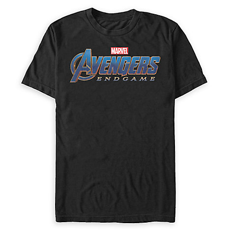 Marvel's Avengers: Endgame Logo T-Shirt for Men