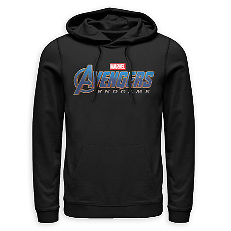 Marvel's Avengers: Endgame Logo Hoodie for Men