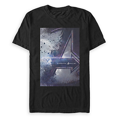 Marvel's Avengers: Endgame Logo T-Shirt for Adults