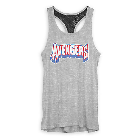 Marvel's Avengers Racerback Tank Top for Juniors