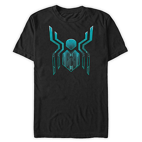 Spider-Man: Far From Home Logo T-Shirt for Men