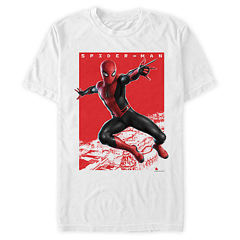 Spider-Man: Far From Home Webslinger T-Shirt for Men