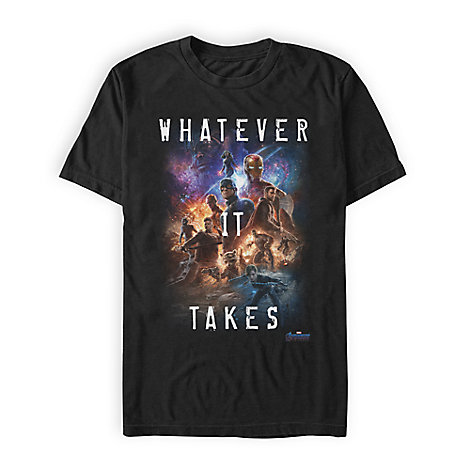 Marvel's Avengers: Endgame ''Whatever It Takes'' T-Shirt for Adults