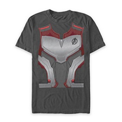 Marvel's Avengers Quantum Realm Suit Costume T-Shirt for Adults