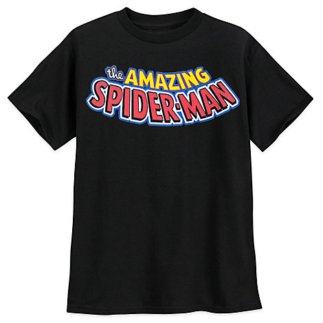 Amazing Spider-Man T-Shirt for Kids