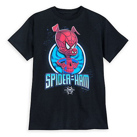 Spider-Man: Into the Spider-Verse Spider-Ham T-Shirt for Boys