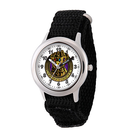 Marvel's Avengers: Infinity War Infinity Gauntlet Time Teacher Watch for Kids