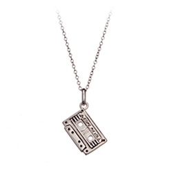 Guardians of the Galaxy Mix Tape Necklace - RockLove