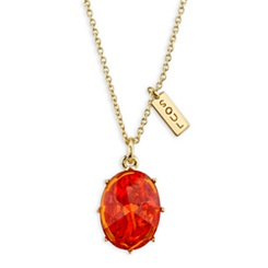 Marvel's Avengers: Infinity War Infinity Soul Stone Necklace
