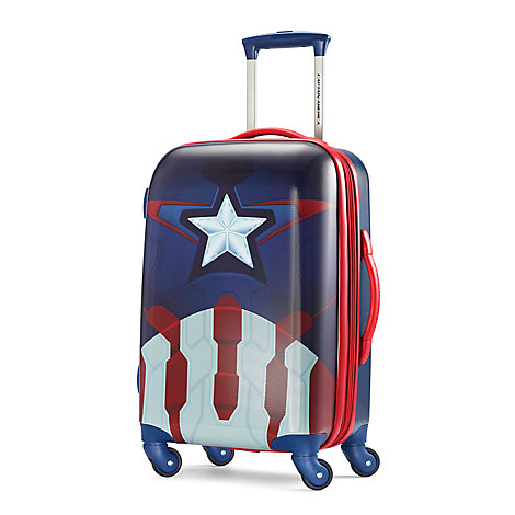 Captain America Luggage - American Tourister - Small