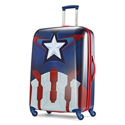 Captain America Luggage - American Tourister - Large