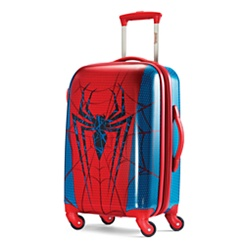 Spider-Man Luggage - American Tourister - Small