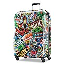 Marvel Comics Rolling Luggage by American Tourister - Large