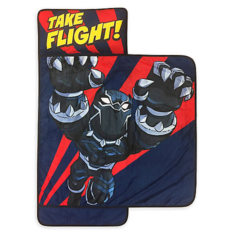 Black Panther Nap Mat