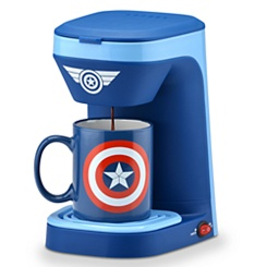 Captain America 1 Cup Coffee Maker