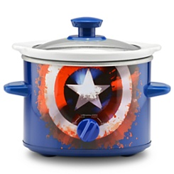 Captain America Slow Cooker