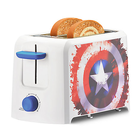 Captain America 2-Slice Toaster