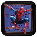 Spider-Man: Far from Home Dessert Plates