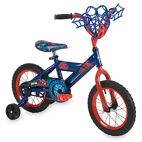 Spider-Man Bicycle for Boys by Huffy - 14''
