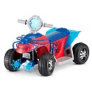 Spider-Man 6V Toddler Quad Ride-On Toy