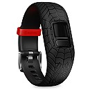 Spider-Man Garmin vivofit jr. 2 Accessory Adjustable Band - Black
