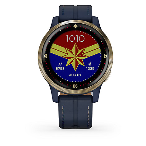 Captain Marvel Smartwatch by Garmin - Special Edition