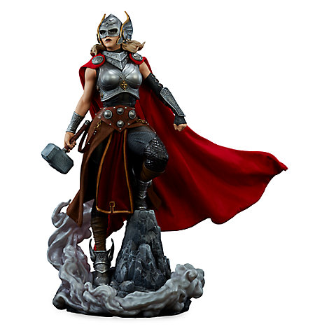 Thor - Jane Foster Premium Format Figure - Sideshow Collectibles - Limited Edition