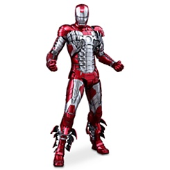 Iron Man Mark V Sixth Scale Figure by Sideshow Collectibles
