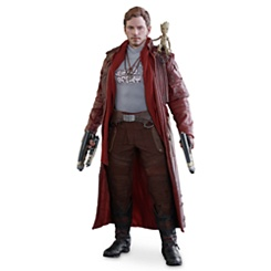 Star-Lord Deluxe Sixth Scale Figure by Hot Toys