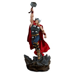 Thor Limited Edition Statue by Sideshow Collectibles