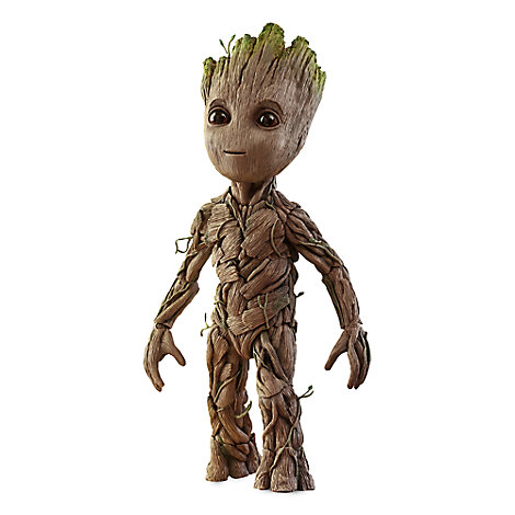 Groot Life Size Collectible Figure by Hot Toys